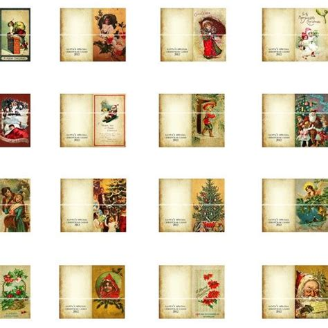 doll house christmas miniature dollhouse christmas cards 1 12 scale happy holidays for your dolls 1 12