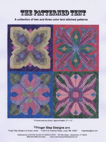 pattern darning meaning the patterned tent and side by side pattern darning