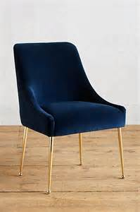 25 best ideas about blue velvet chairs on