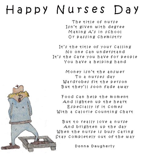 free ecard day greetings when a is busy caring free nurses day ecards