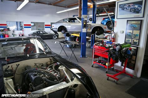 car garage z car blog 187 240z