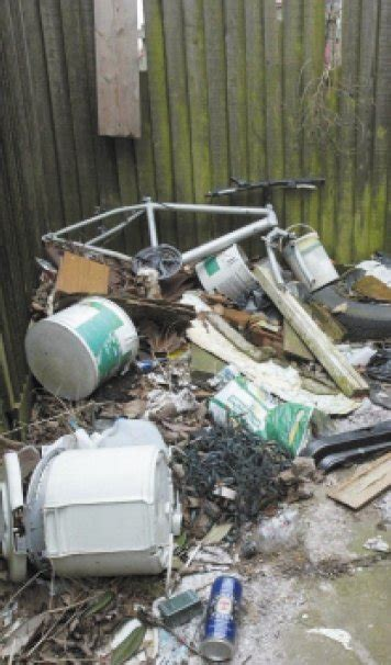 environmental protection act 1990 section 33 fly tipping and the law what is the legislation