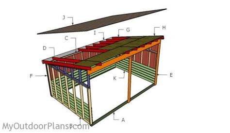 build  run  shed garden shed plans