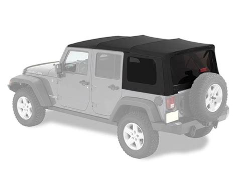 Jeep Wrangler Soft Top Hardware 2016 Oem Factory Jeep Wrangler Unlimited Soft Top