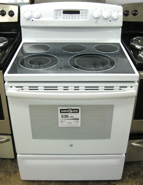 ge convection range with warming drawer scratch dent