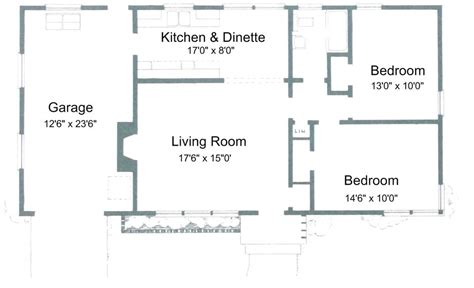 2 bedroom 2 bath open floor plans free small house plans for ideas or just dreaming