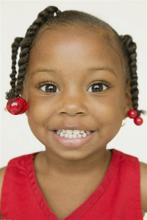 african american hairstyles for toddlers with fine hair african american braid hairstyles for kids behairstyles com