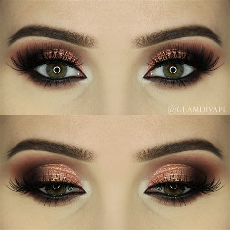 glamorous makeup    occasions styles