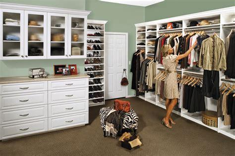 custom closet organizer tailored living