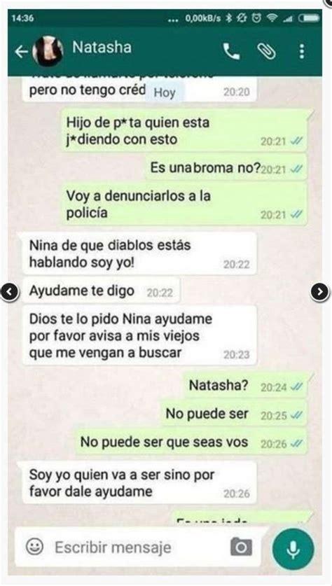 preguntas salseantes para parejas relatos de terror la conversaci 243 n de whatsapp que se