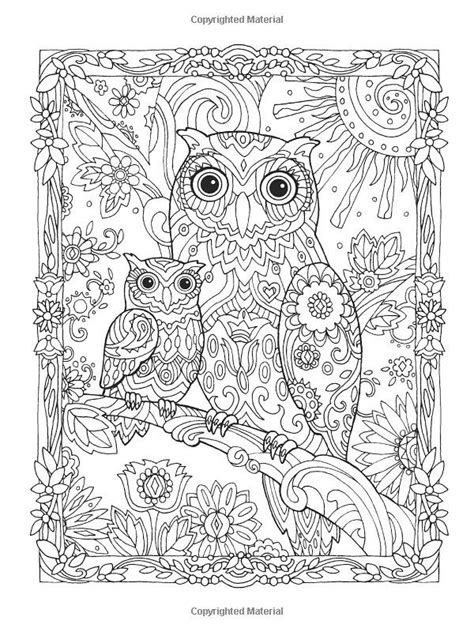 owl mandala coloring pages for adults best 25 owl coloring pages ideas on free