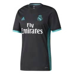 Real Madrid 2017/18 Men's Away Football Jersey by adidas