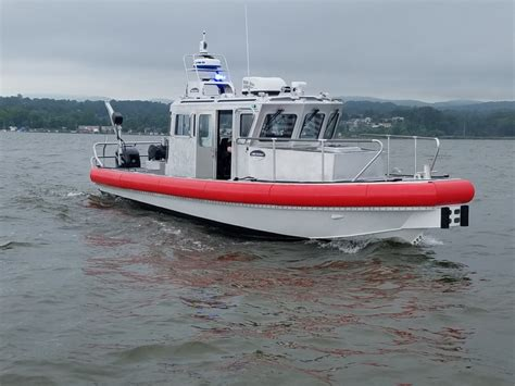 boats for sale rockland ny lake assault boats delivers patrol vessel to rockland