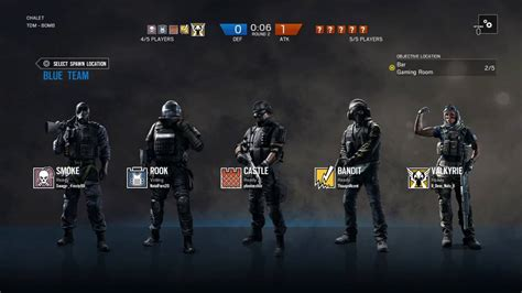 Characters Navy rainbow six siege new characters navy seals