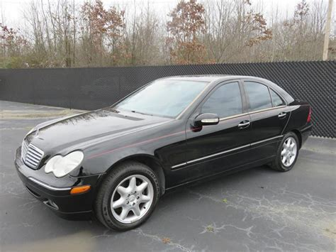 Mercedes C240 2003 2003 mercedes c240 for sale in