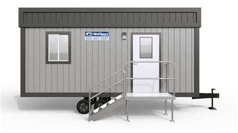 Office Space Trailer by Mobile Office Trailers Portable Offices Modspace