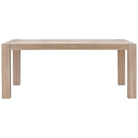 Freedom Furniture Kitchens Dining Table 190x100x77cm Freedom Furniture And