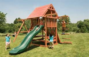 outdoor play sets with picnic table opening