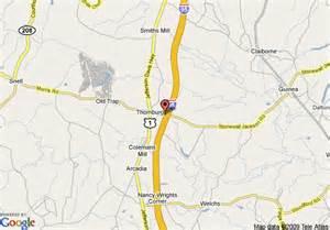 Comfort Inn Hampton Va Map Of Quality Inn Thornburg Spotsylvania
