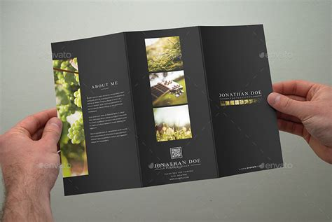 photography brochure templates photography tri fold brochure template by shapshapy