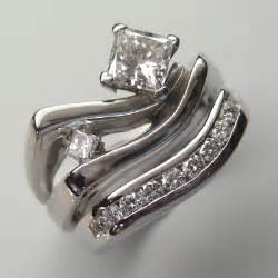 original wedding ring two golden rings unique wedding ring sets unique wedding ring sets for