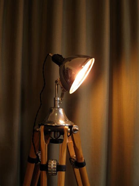 old boat spotlights tripod floor l spotlight just cool pinterest