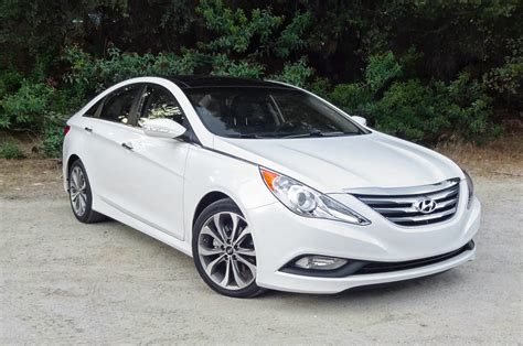 2014 hyundai sonata 20t front view photo 2