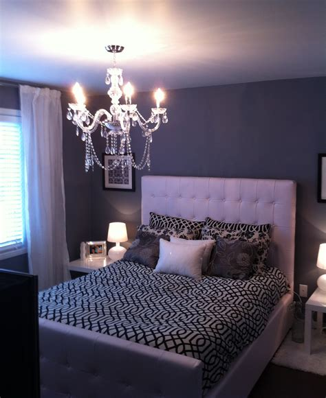 crystal chandelier bedroom bedroom chandeliers inspiration chandelier chic simple