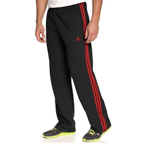 Stripe Black Three Tone 1 adidas 3 stripe track in black for lyst