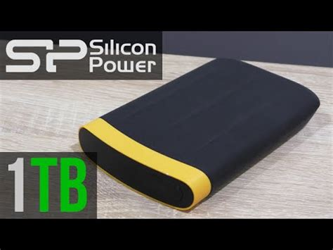 Harddisk External Silicon Power Armor A65m 1tb Diskon silicon power armor a65 1tb usb 3 0 external drive review