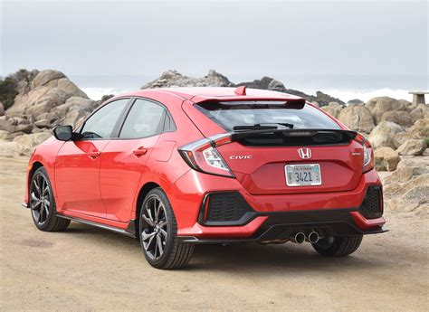hatchback honda drive review 2017 honda civic hatchback 95 octane