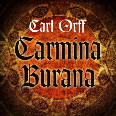 camina burana carl orff carmina burana salzburg mozarteum orchestra