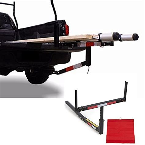 pickup bed boat rack pick up truck bed hitch extender extension rack canoe boat