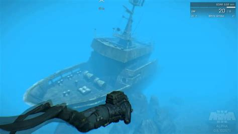 shipwreck location arma 3 how to find the big shipwreck