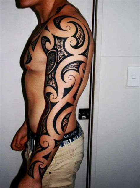 half body tattoo tribal 180 traditional tribal tattoos for men and women may 2018