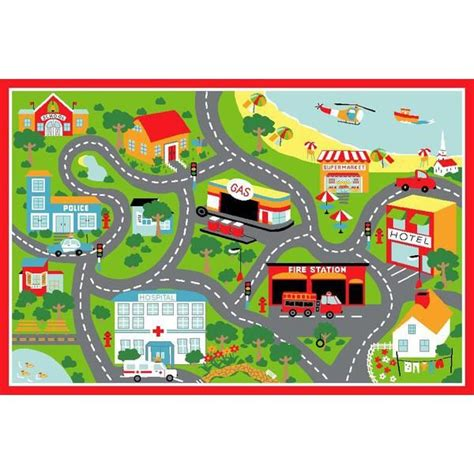 printable play road map simple road map clipart clipground
