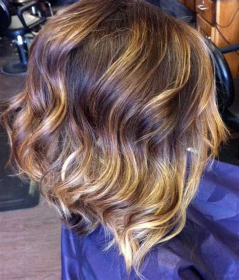 ombre hair color on a bob short dark ombre hair color newhairstylesformen2014 com