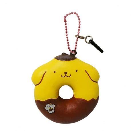 Squishy Boneka Pom Pom Purin pompom purin donut squishy kawaii panda cuter