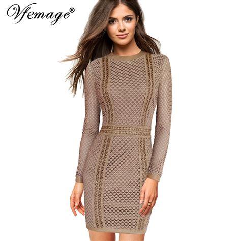 vfemage geometry high waist fashion womens