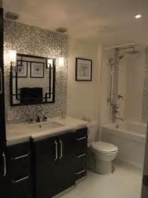 bathroom modern tile ideas backsplash: small bathroom makeover gallery bathroom makeover that i m really