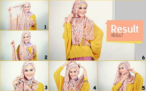 tutorial pashmina chiffon pesta burqabloom hijab tutorial simple and easy hijab