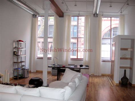curtains for apartment windows custom draperies curtains in manhattan ny new york