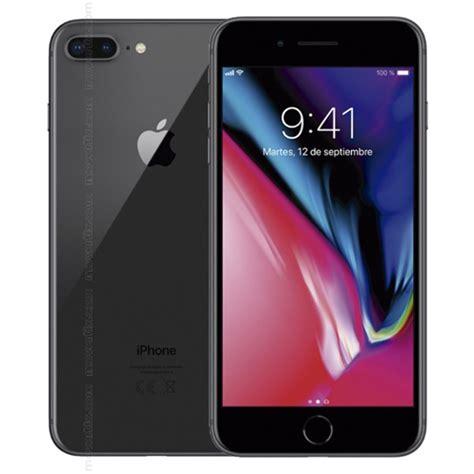 Iphone 8 Plus 64gb Grey Garansi Internasional apple iphone 8 plus space grey 64gb 0190198454140 movertix mobile phones shop