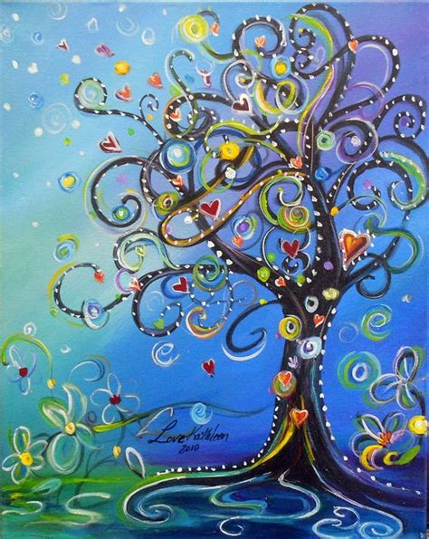 whimsical acrylic painting ideas whimsical canvas painting ideas pictures to pin on