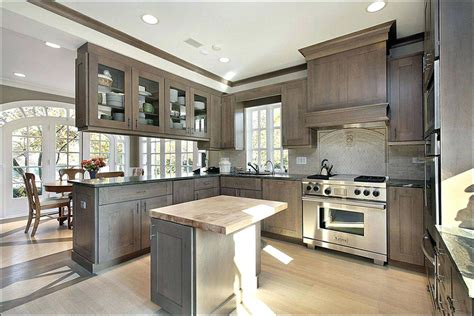 grey stained maple cabinets grey cabinets gray kitchen cabinet fair design