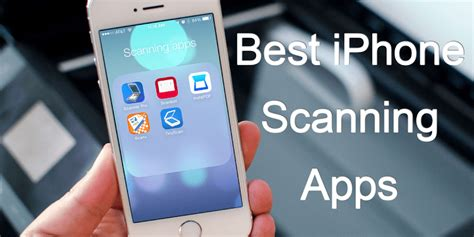best scanning apps best 5 document scanning apps for iphone 2018