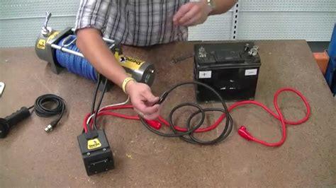 powerwinch wiring diagram wiring diagram manual