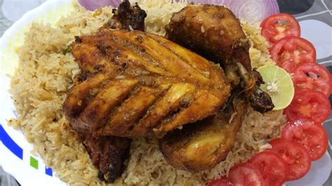 recipe of dish how to make chicken mandi without oven recipe