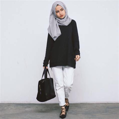Berry Top Tunik Blouse Lengan Panjang Hijabers gaya fashion yang akan populer di tahun 2017 unik