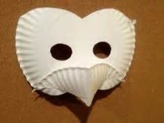 How To Make Masks Out Of Paper Plates - how you can make the coolest masks out of cheap